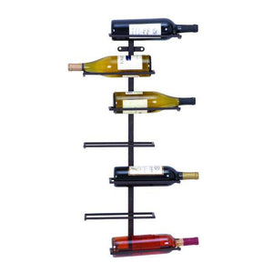 Rack Sostenedor de Vinos para Pared 78.7 X 33 cms - Eugenia's Gifts Accents
