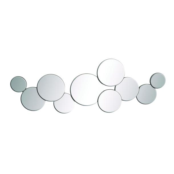 Espejos Circulares Decorativos para Pared 1.45 x 5.33 cms - Eugenia's Gifts Accents