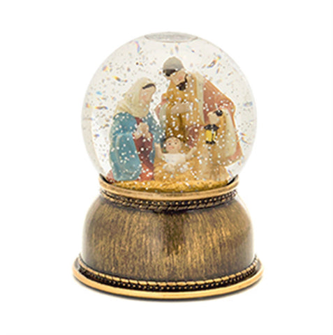 Globo de Nieve Natividad - Eugenia's Gifts Accents