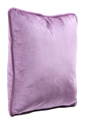 Cojin Velvet Pillow Purple - Eugenia's Gifts Accents