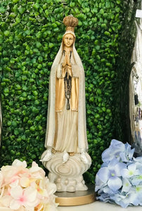 Virgen de Fatima Chica - Eugenia's Gifts Accents