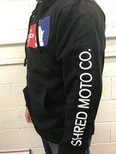 "Load image into Gallery viewer, Shred Moto ""LOGO"" Hoodie"