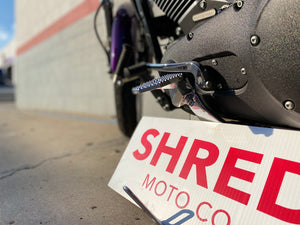 "Shred Moto Co. ""Shred Pegs"""