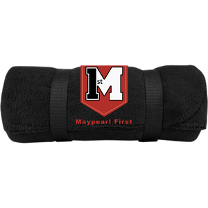 Maypearl First Assembly BP10 Fleece Blanket