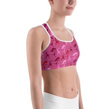 Load image into Gallery viewer, Pony Adult Sports Bra