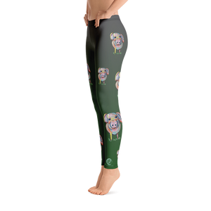 Piggy Adult Leggings