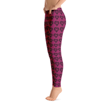 Load image into Gallery viewer, Heart Of Horses Adult Leggings