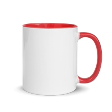 Load image into Gallery viewer, God Bless America Mug with Color Inside