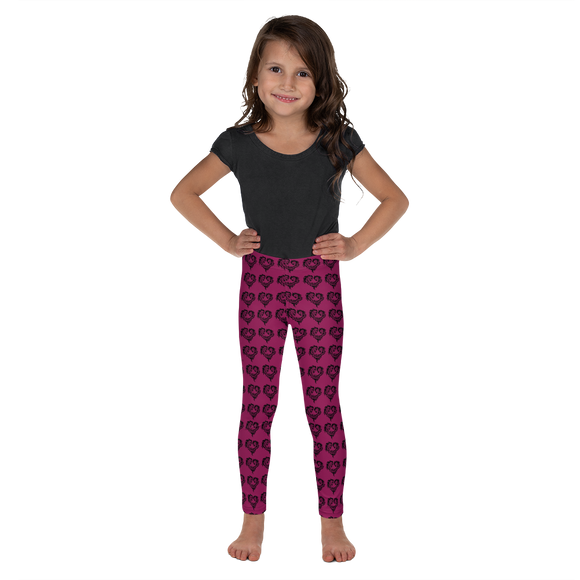 Heart Of Horses Kid's Leggings