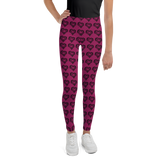 Heart Of Horses Youth Leggings