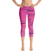 Load image into Gallery viewer, Fearless Capri Adult Leggings