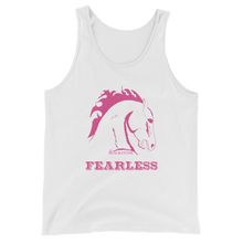 Load image into Gallery viewer, Fearless Unisex Tank Top