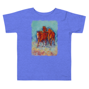 Chica's Herd Toddler Short Sleeve Tee