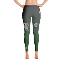 Load image into Gallery viewer, Piggy Adult Leggings