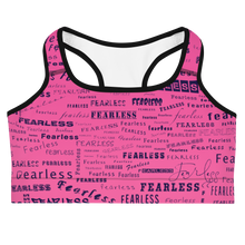 Load image into Gallery viewer, Fearless Sports Bra