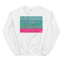Load image into Gallery viewer, All I Want For Christmas Is More Horses Unisex Sweatshirt