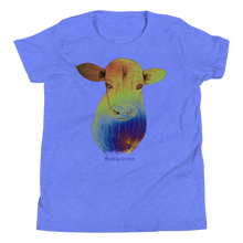 Load image into Gallery viewer, Calf Boys Youth Short Sleeve T-Shirt