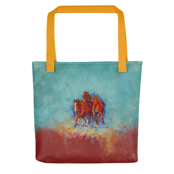 Chica's Herd Tote Bag 15