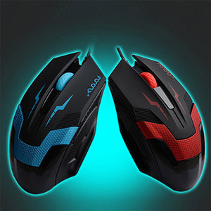 Wired Optical mouse gamer 3D 1600DPI