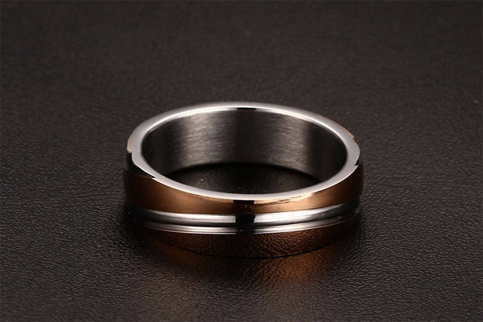 Classic Spiral Ring