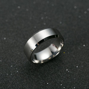 Mens Titanium Ring | Free For A Limited Time