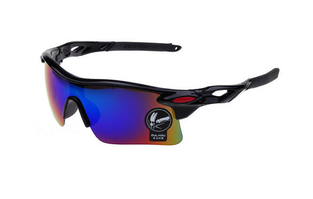 Men Glasses UV400 Outdoor Sports Windproof lunette cycliste Eyewear Women Mountain Bike Bicycle Motorcycle Glasses Sunglasses