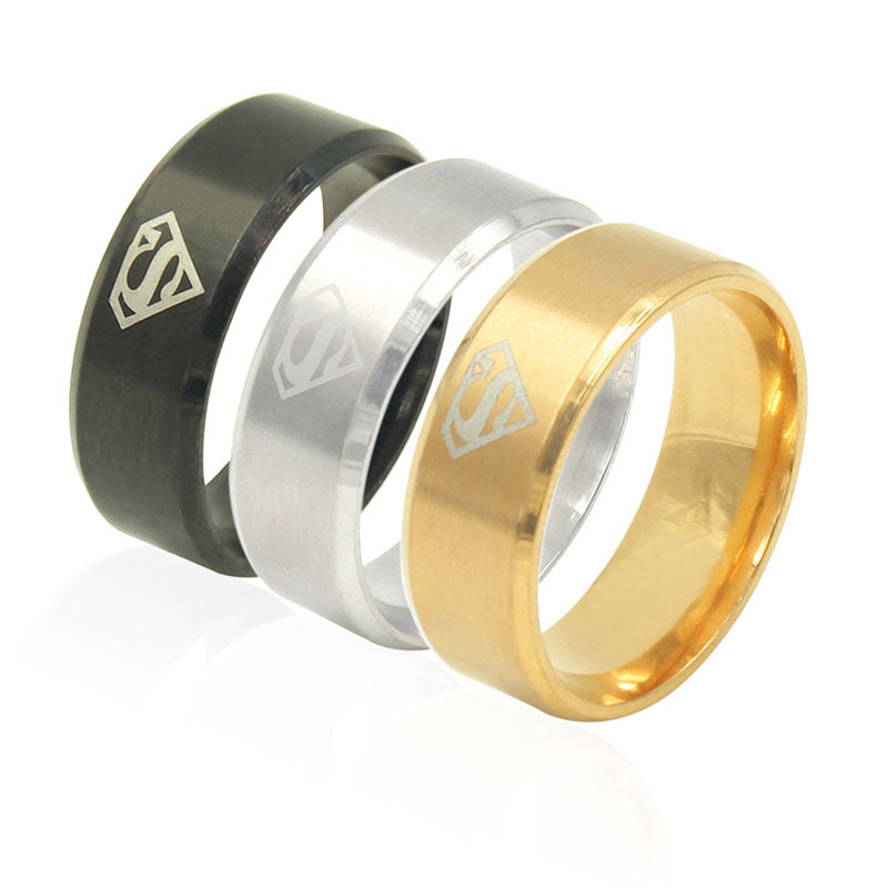 Stainless Steel Super Ring