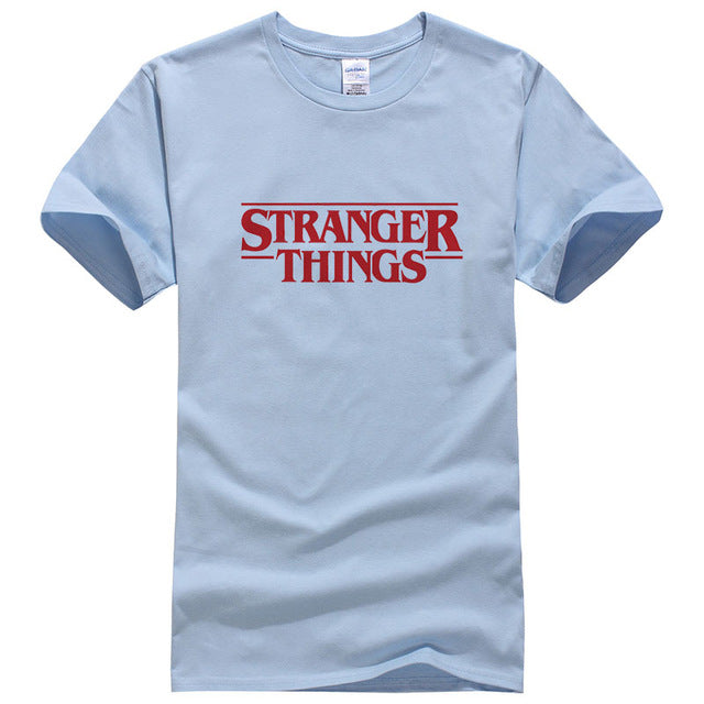 Stranger Things T Shirts (Variety of colors)