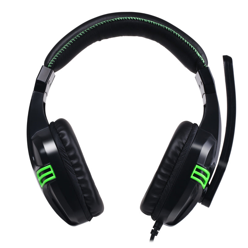 Gaming Headset with Mic - UFO Green