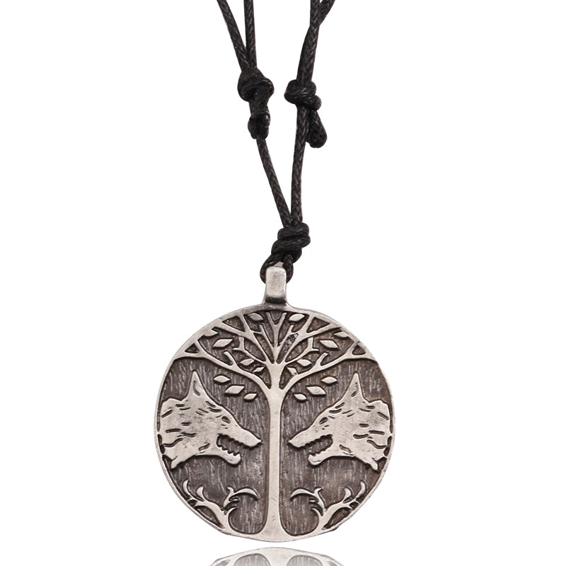 Destiny Peace Tree Necklace Pendant