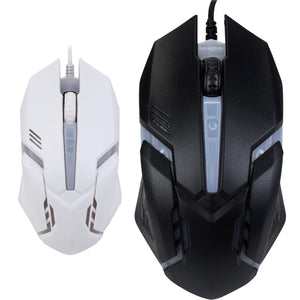Luminous Mouses 1600 DPI USB Wired Optical Gaming Mouse
