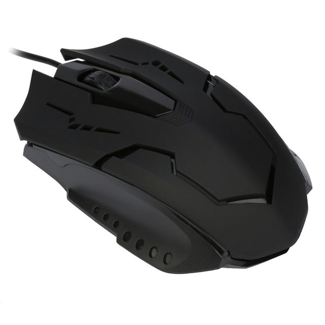 1200 DPI USB Wired Optical Gaming Mouse
