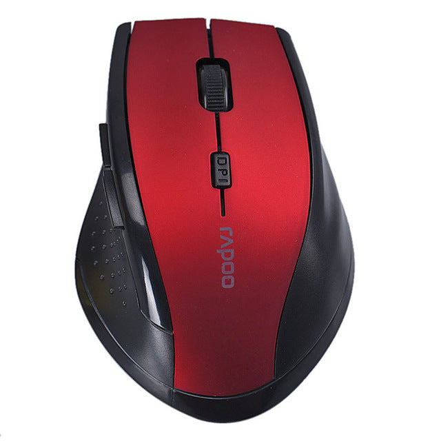 Mosunx 2.4GHz Wireless Optical Gaming Mouse