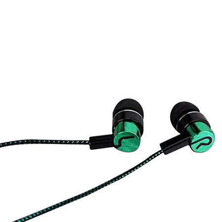 Metal Reflective in ear Earphones | Free For a Limited Time