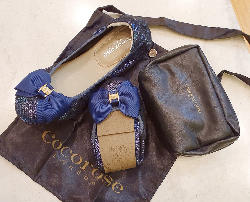 The Most Comfortable Foldable Ballet Flats - Cocorose London