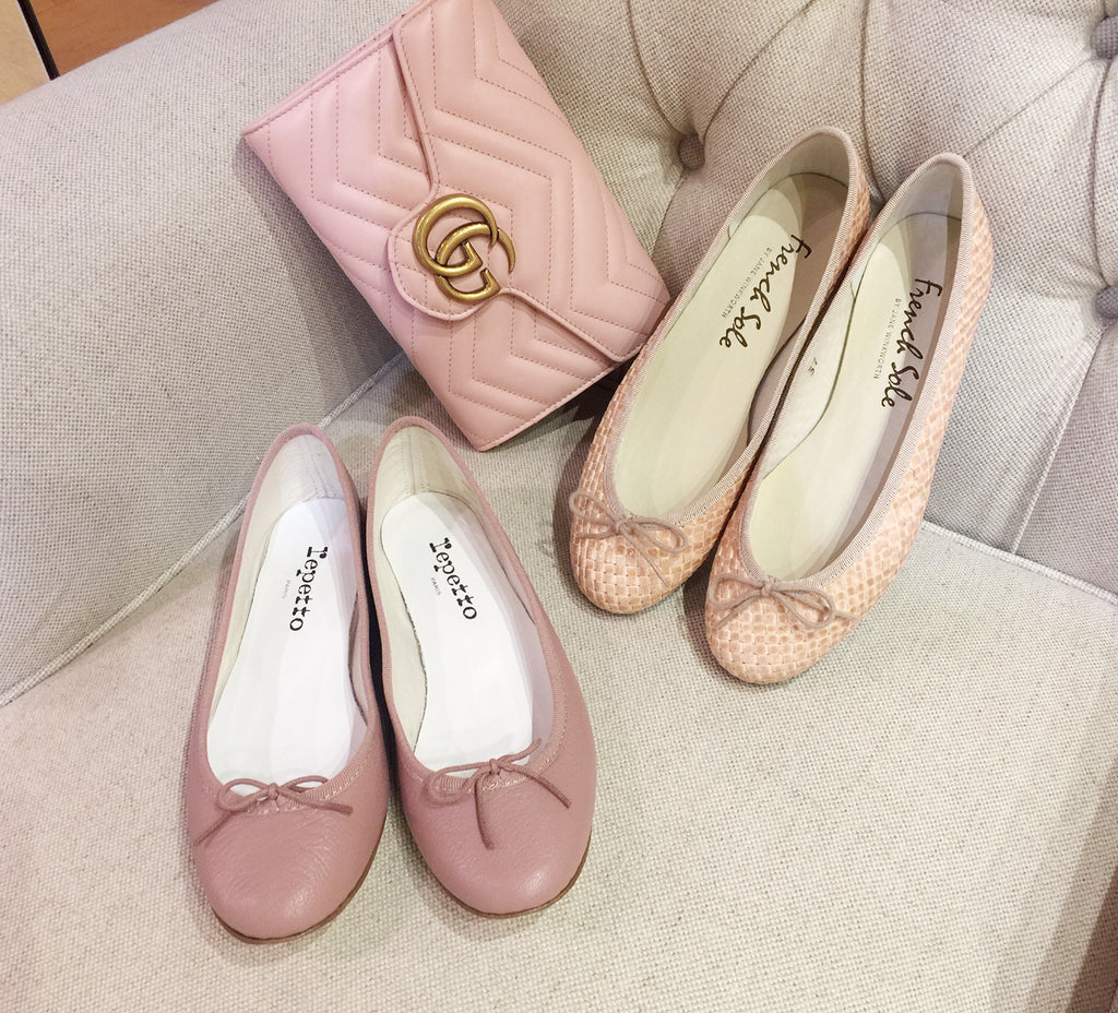 The Two Most Iconic Ballet Flats Brands!!