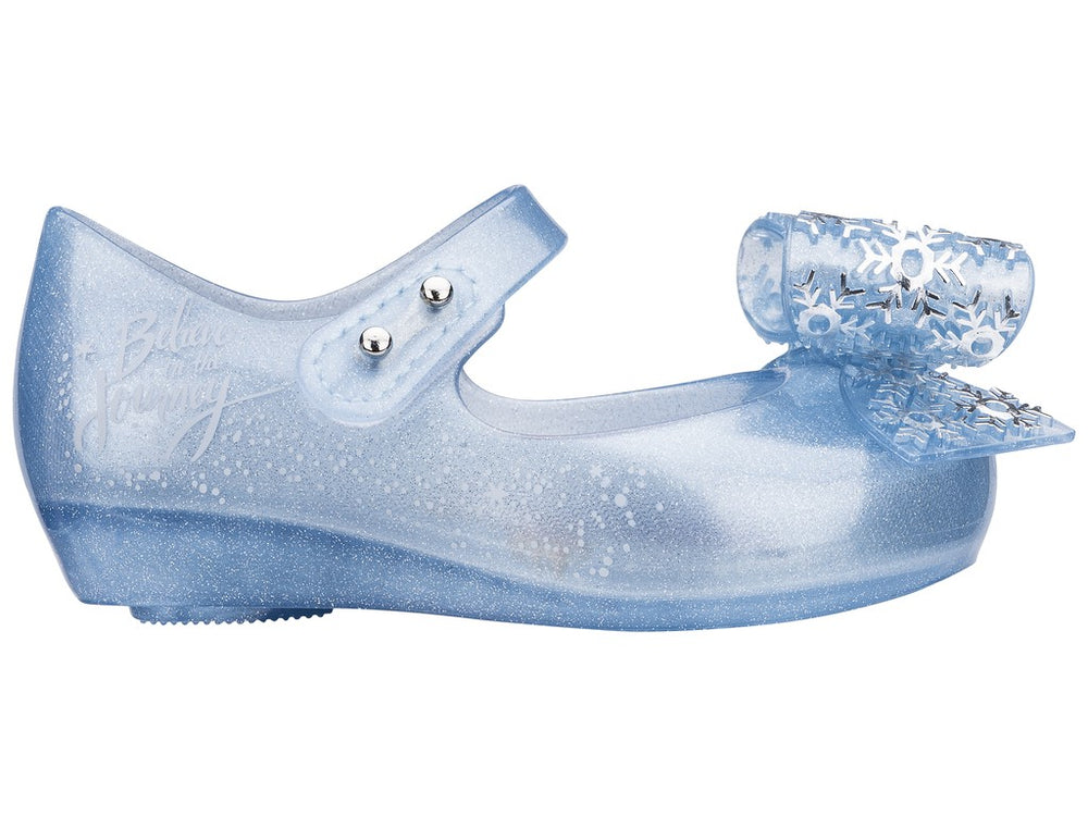 Mini Melissa - Disney Ultragirl Frozen Bow Light Blue