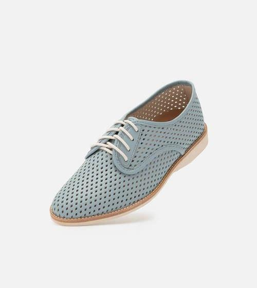 Rollie - Derby Punch Chalk Blue