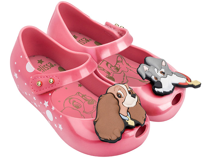Mini Melissa - Disney Ultragirl Lady And The Tramp Pink