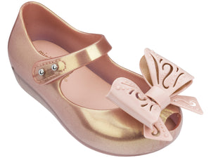 Mini Melissa - Ultragirl IX Rose Gold with Bow