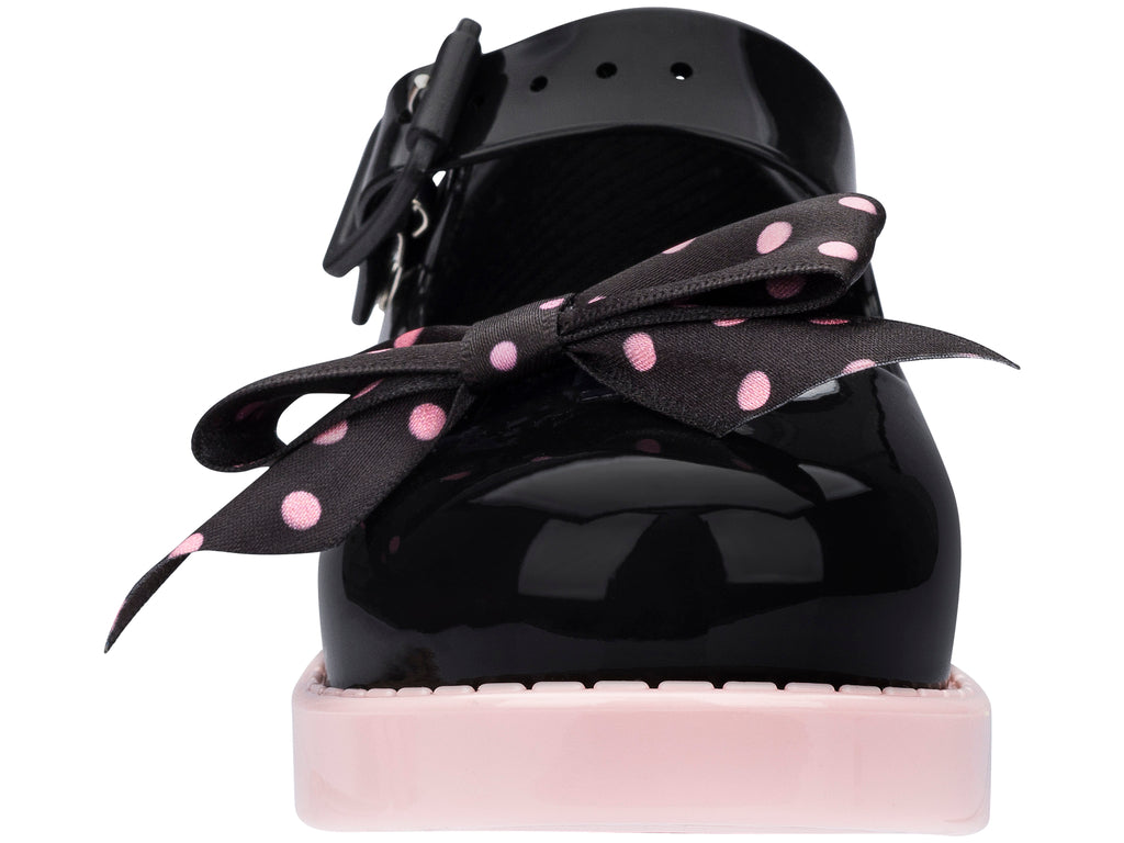 Mini Melissa - Maggie Bow Black