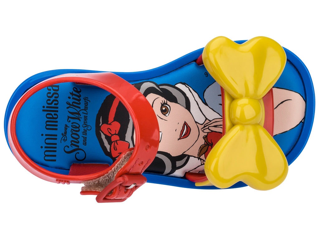 Mini Melissa - Disney Snow White Sandal