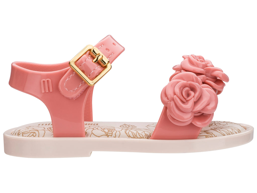 Mini Melissa - Mar Sandal III Brush