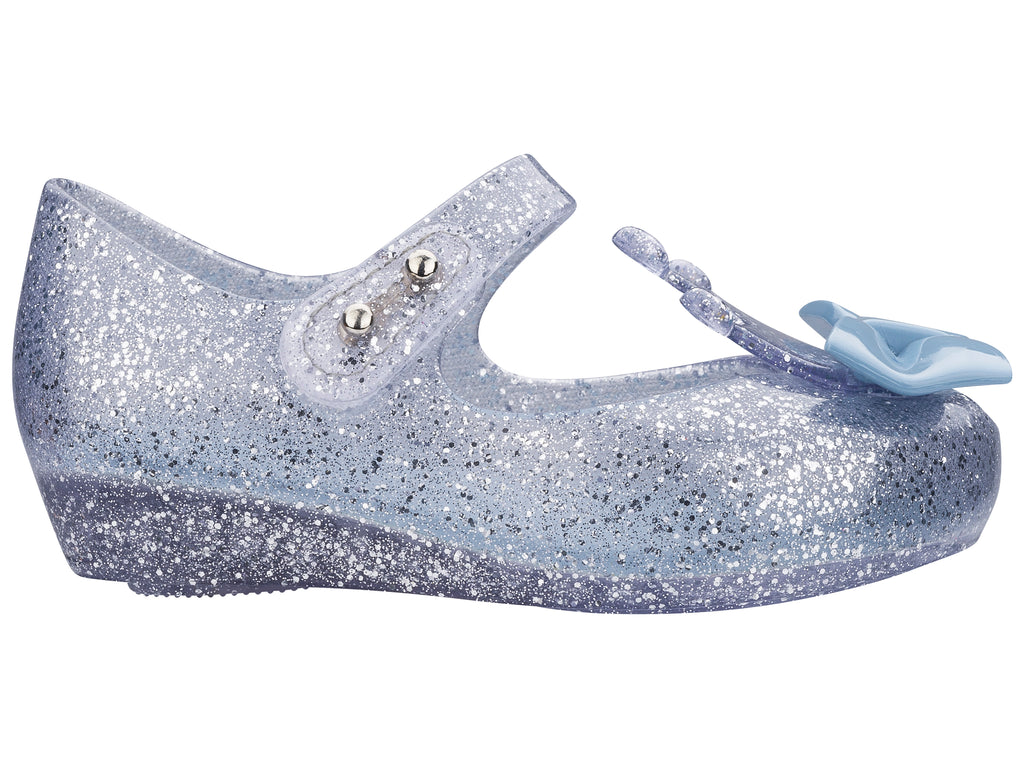 Mini Melissa - Ultragirl Princess Light Blue Glitter