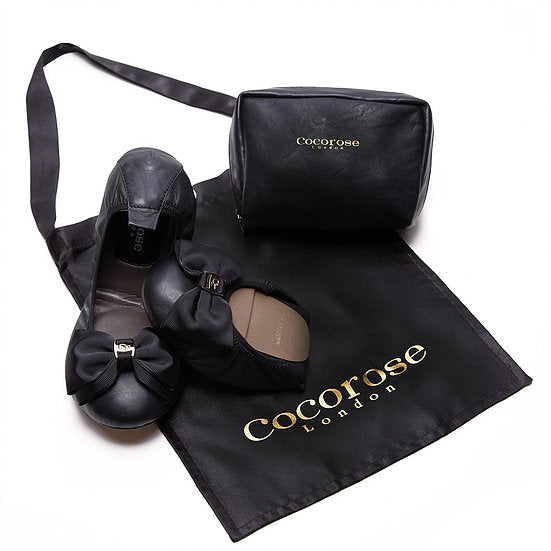 Cocorose London - Buckingham Black