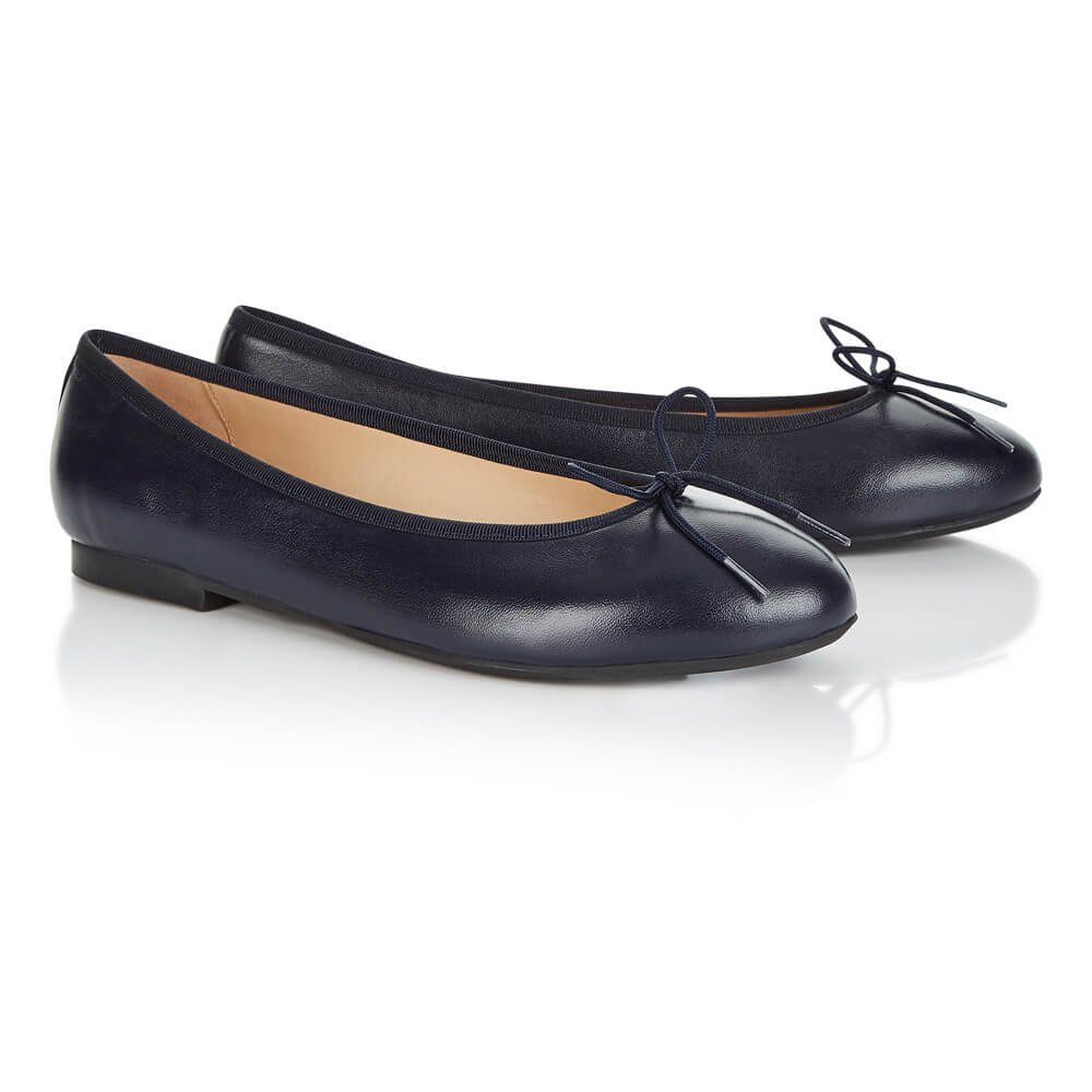French Sole - Amelie Navy