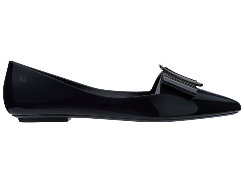 Melissa - Pointy III Black Gloss