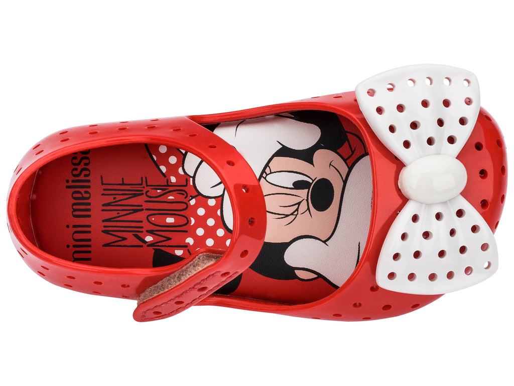 Mini Melissa - Disney Furadinha Minnie
