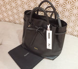 Repetto Paris -  Arabesque Medium Shopping Bag Black