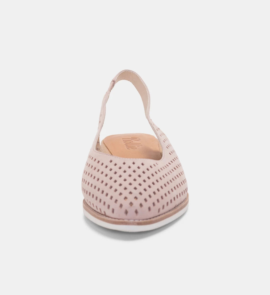 Rollie - Madison Slingback Punch Snow Pink